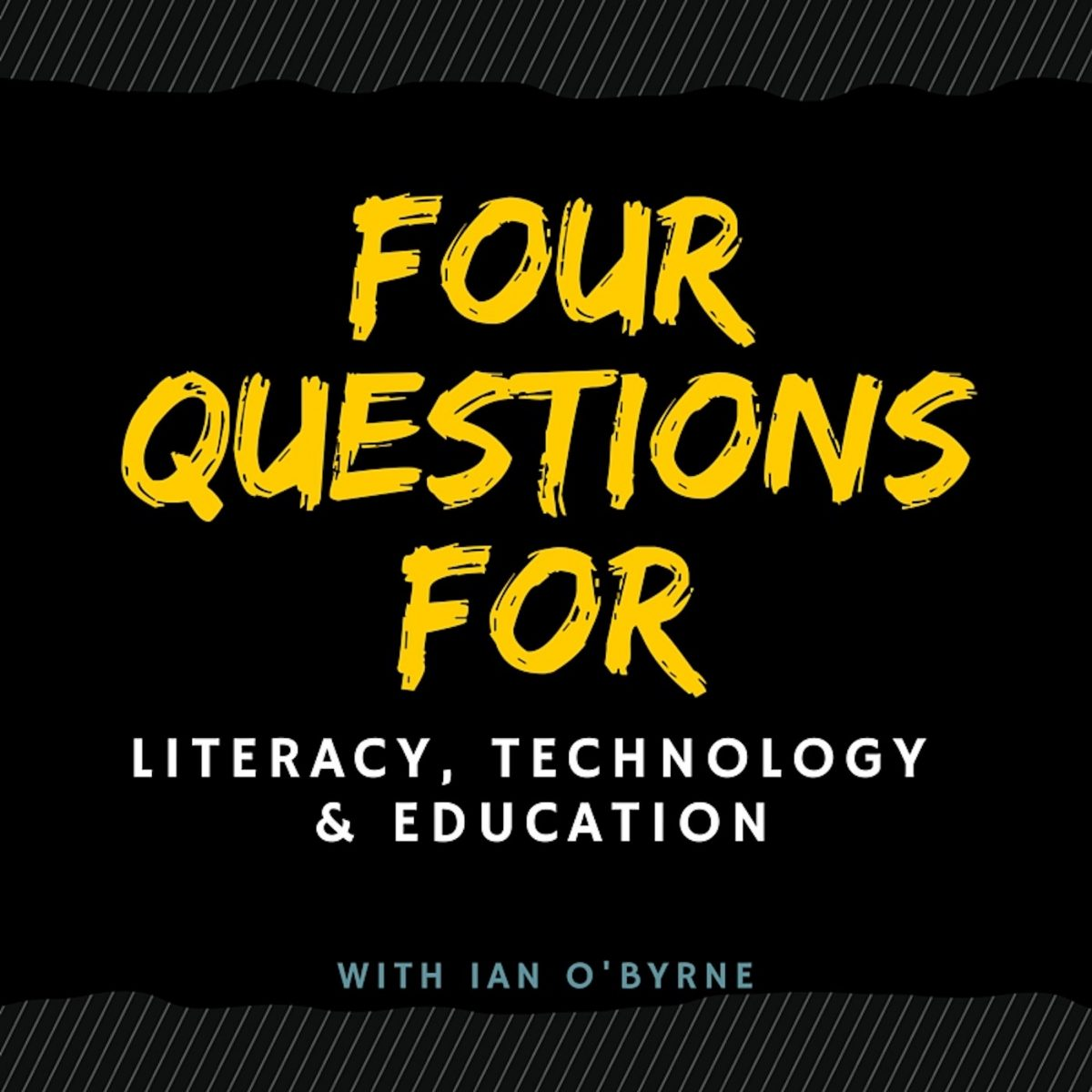 Four Questions For – Episode One